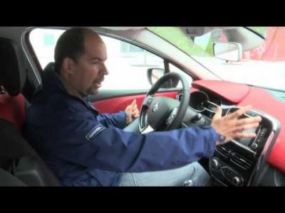 Renault Clio 2012 video z první prezentace