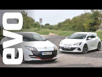 Opel Astra OPC vs Renault Megane 265 Cup