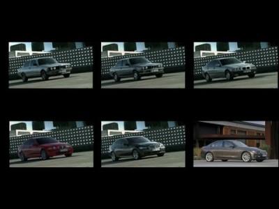 Historie BMW řady 3