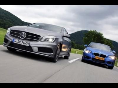 BMW 125i vs Mercedes-Benz A 250