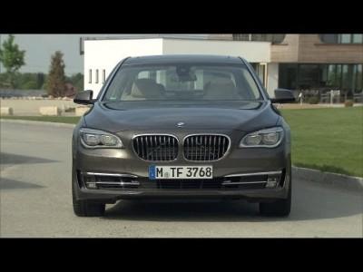 BMW řady 7 facelift
