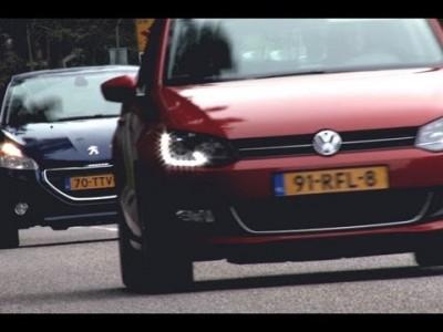 Volkswagen Polo vs. Peugeot 208