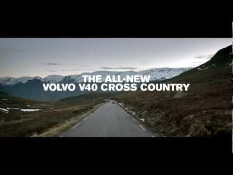 Volvo V40 Cross Country: první video