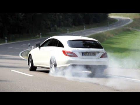 Mercedes CLS 63 AMG  Shooting Brake: CHRIS HARRIS ON CARS