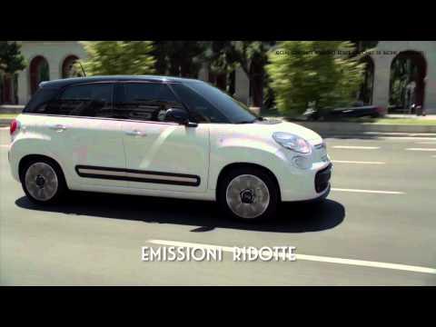 Fiat 500L (4x video)