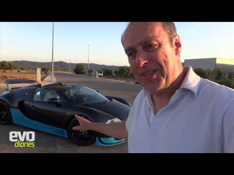 Pagani Huayra a Bugatti Veyron Roadster