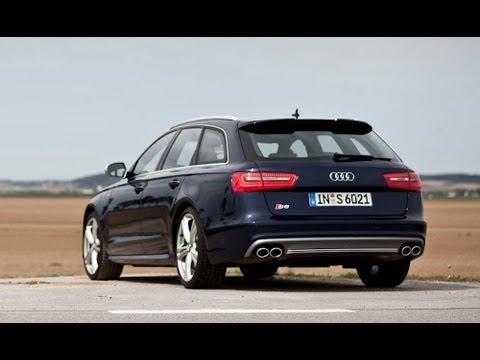 Test: Audi S6 Avant