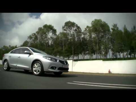 Renault Fluence 2013: odhalen na prvním videu