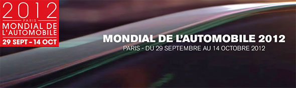 autosalon paříž