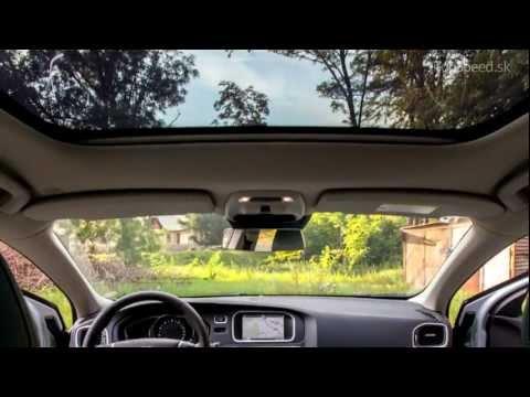 Volvo V40 T4 SK test