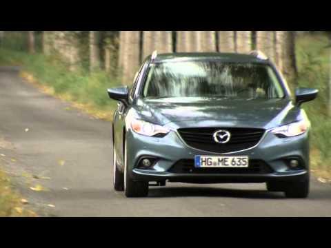Nová Mazda 6  (3x video)
