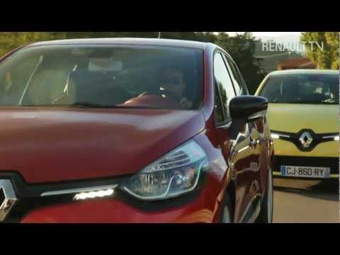 Renault Clio IV na novém videu
