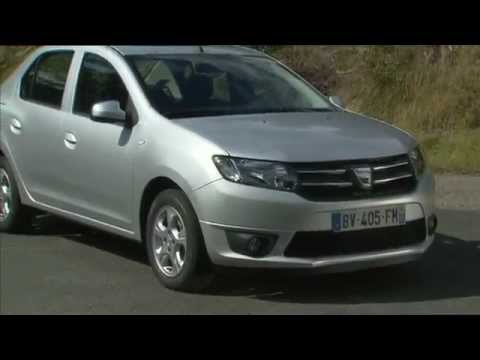 Nová Dacia Logan se představuje na videu