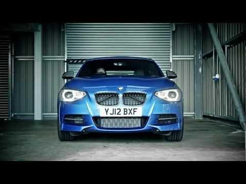 BMW M135i na videu