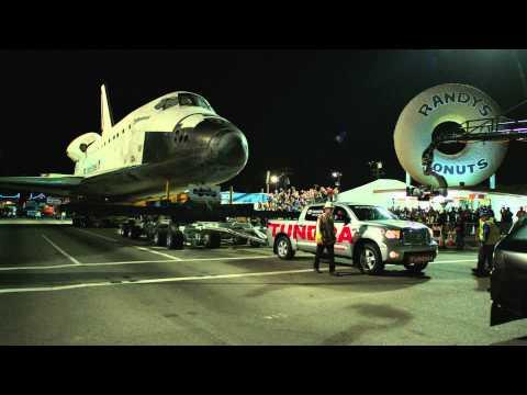 Toyota Tundra utáhne i raketoplán