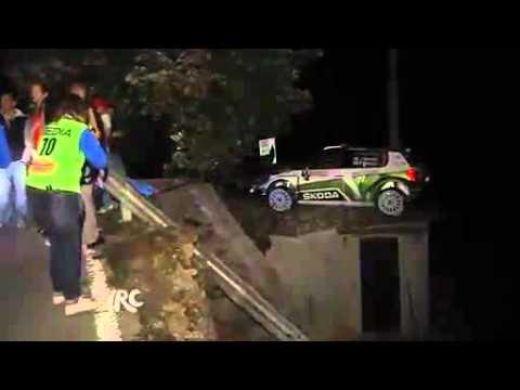 Video: jak se parkuje Fabia S2000 v podání Juho Hanninena