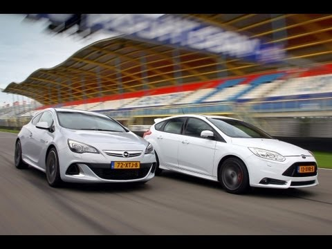 Astra OPC vs Focus ST
