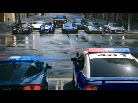 Reklama na nové Need for Speed Most Wanted