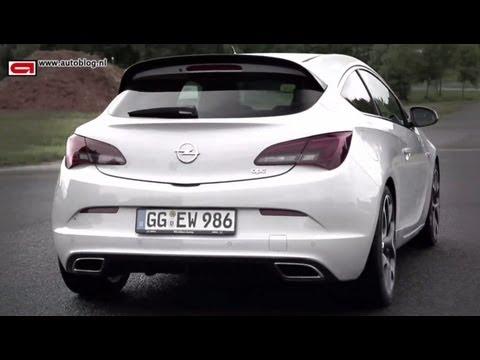 Opel Astra OPC v dalším testu