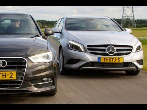 Audi A3 vs Mercedes-Benz A
