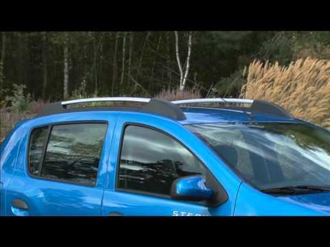 Dacia Sandero Stepway: první video