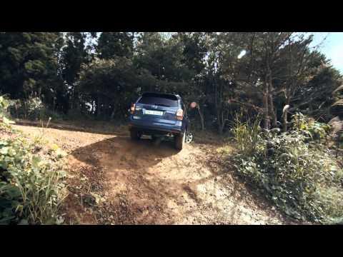 Nová generace Subaru Forester na prvním videu