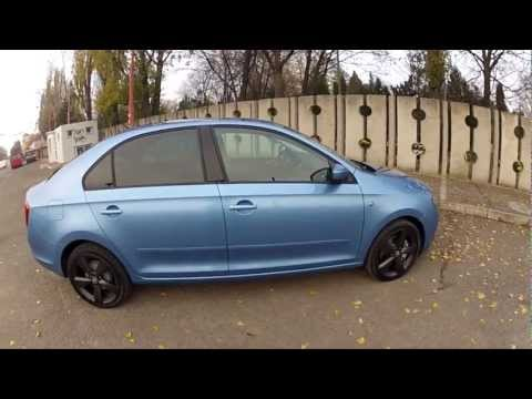 Video: Škoda Rapid
