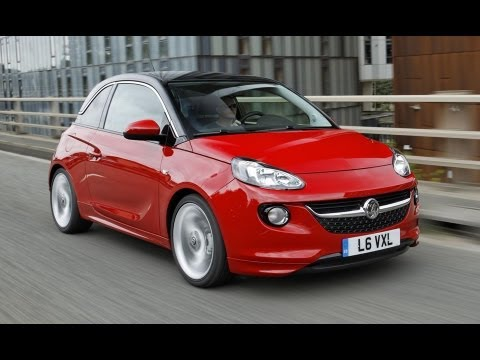 Test: Opel Adam