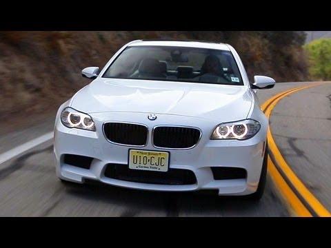 BMW M5 s manuální převodovkou