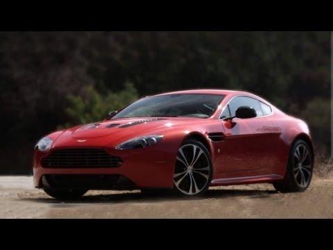 Test Aston Martin V12 Vantage
