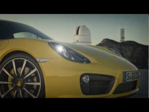 Nové Porsche Cayman 2013