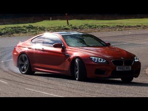 BMW M6 v testu