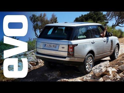 Nový Range Rover 2013