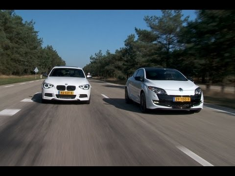 BMW M135i vs Renault Megane RS Trophy