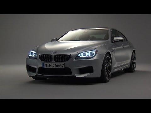 První videa s BMW M6 Gran Coupe