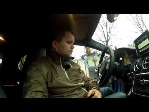 Mercedes-Benz A: první dojmy SK