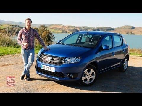 Dacia Sandero v testu