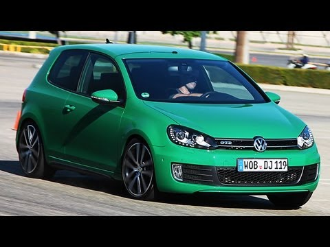Test: Volkswagen Golf GTD