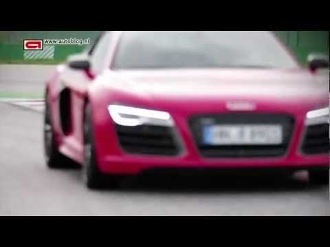 Test: Audi R8 V10 Plus (2013 facelift)