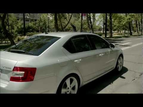 Škoda Octavia III: ceny a oficiální video
