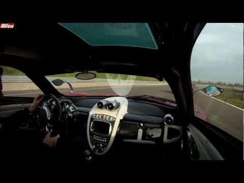 Pagani Huayra vs Ferrari F12
