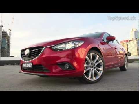 SK video test: nová Mazda 6