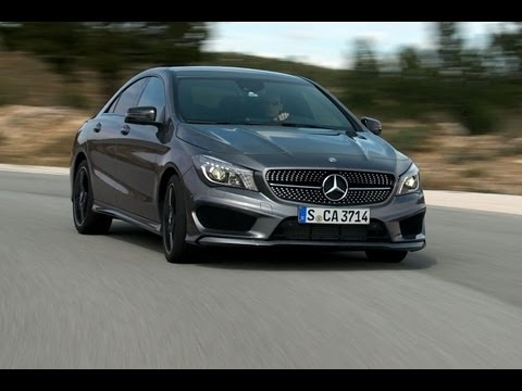 Video: Mercedes CLA v testu