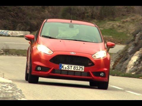 Ford Fiesta ST v prvních video testech