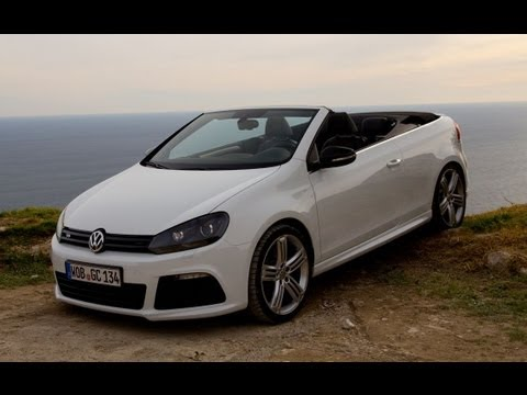 Video: Volkswagen Golf R Cabrio v testu