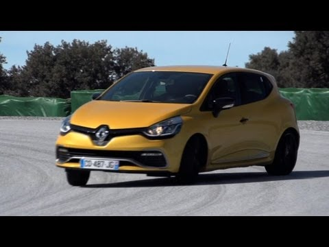 Video: Renault Clio RS 200 EDC: CHRIS HARRIS ON CARS