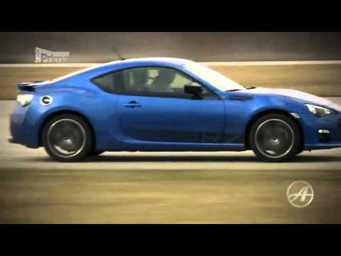 CZ test Subaru BRZ