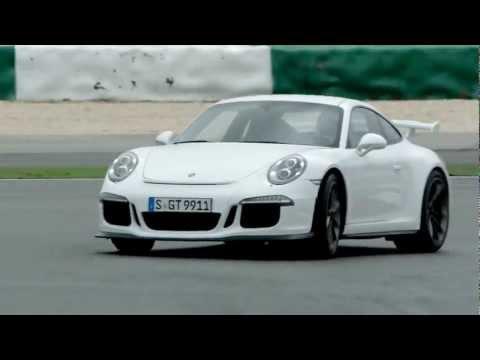 Video: Porsche 911 GT3 na okruhu