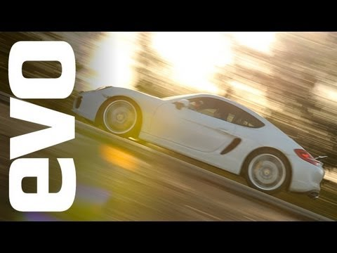 Video: Porsche Cayman S 2013 v testu