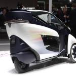 Toyota i-road koncept